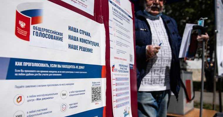 Екатеринбург Конституция голосование депутаты