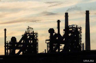 иннопром промышленность выбросы
