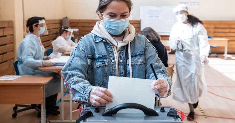 нарушения в ЯНАО голосование по Конституции