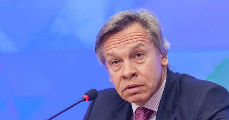 Пушков раскритиковал горбачева из-за германии