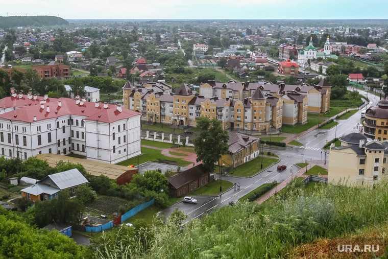 благоустройство Тобольска 1 млрд рублей