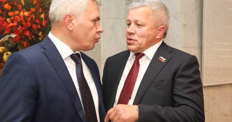 Сергей Зяблов чиновник Ямал