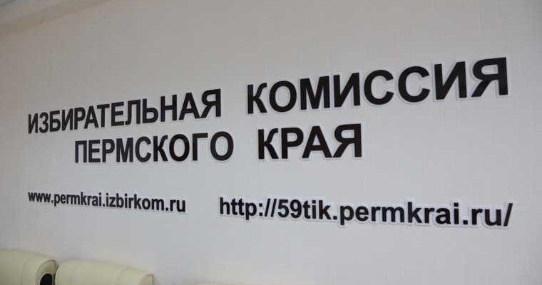 выборы губернатора Пермского края Махонин документы