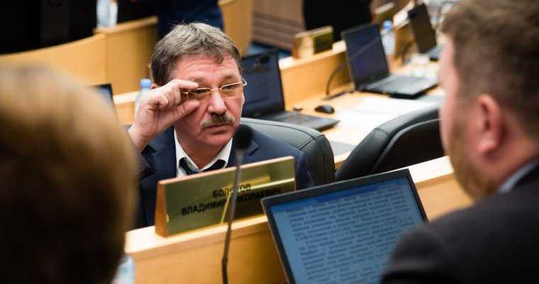 Депутат думы Сургута Барсов долги ЖКХ