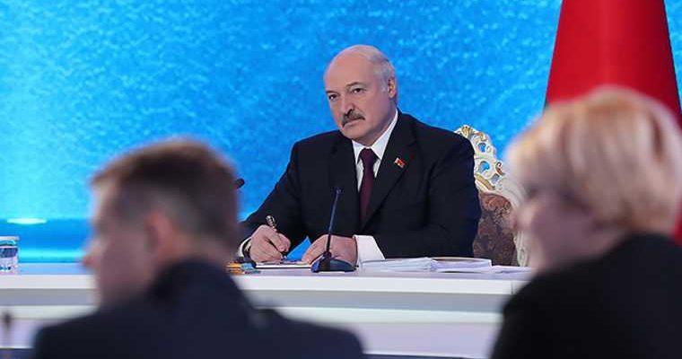 результаты Лукашенко выборы