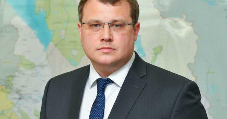 Сергей Черняев департамент имущественных отношений ЯНАО