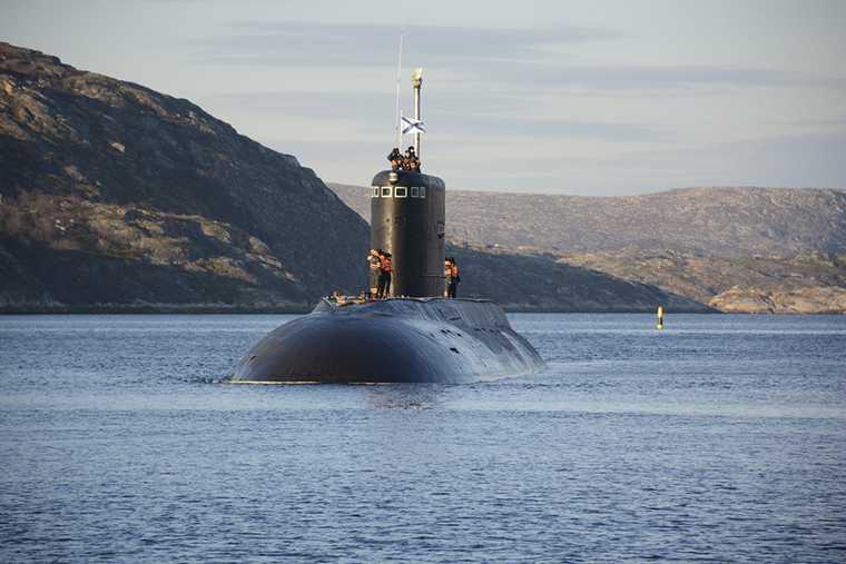 легендарный подводник о российской подлодке у берегов США