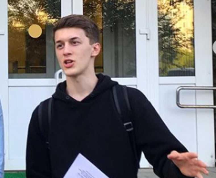 Стедент Егор Жуков избиение