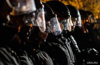 протесты Беларусь выборы президента