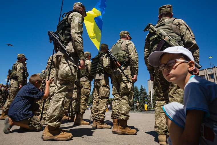НАТО унижает украинцев