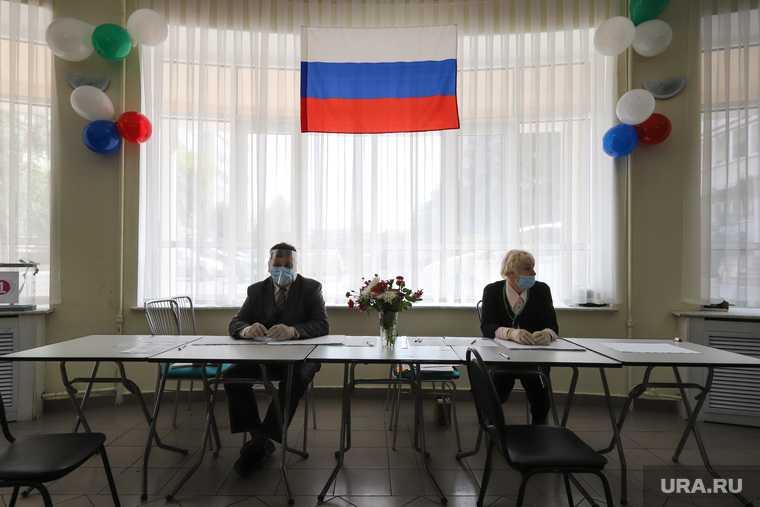 Выборы депутатов Курганской областной думы. Курган