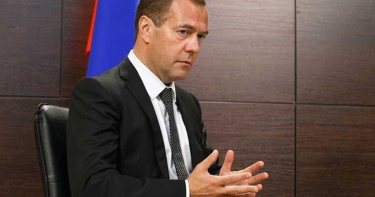 Дмитрий Медведев искусственный интеллект технологии будущее