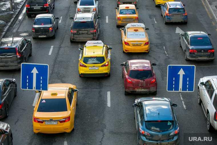 зачем тюменские таксисты едут в Казань