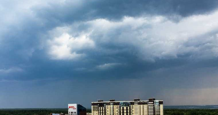 эколог об аномальном потеплении в России