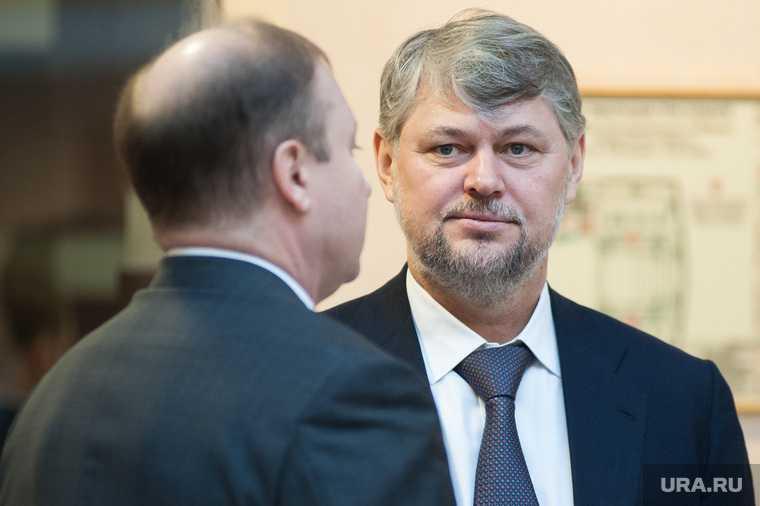 Первое заседание весенней сессии Законодательного Собрания Свердловской области 2017 года. Екатеринбург