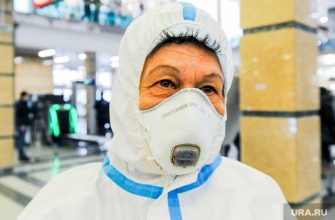 коронавирус в российских регионах