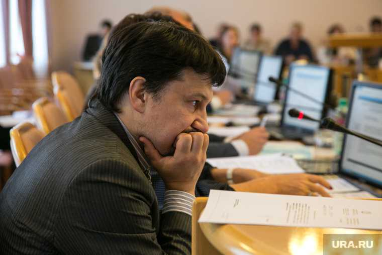 Михаил Таранов бюджет Тюменской области