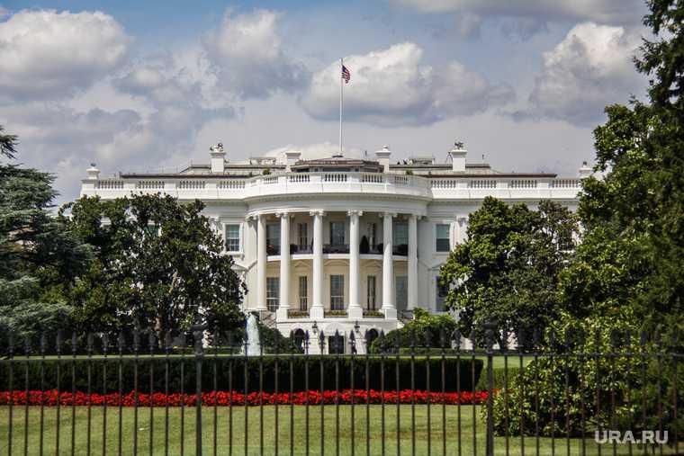 В Белом доме США произошла вспышка коронавируса