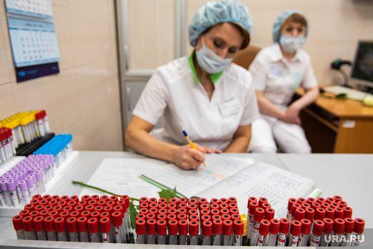 коронавирус Свердловская область статистика