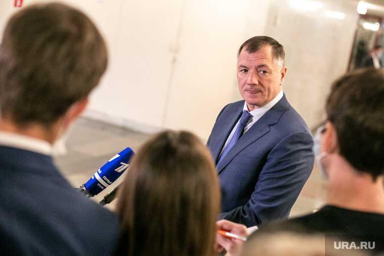 рабочая встреча губернатор ХМАО Комарова ускорение строительства