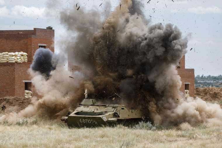 Нагорный Карабах полностью потерял контроль над Шуши