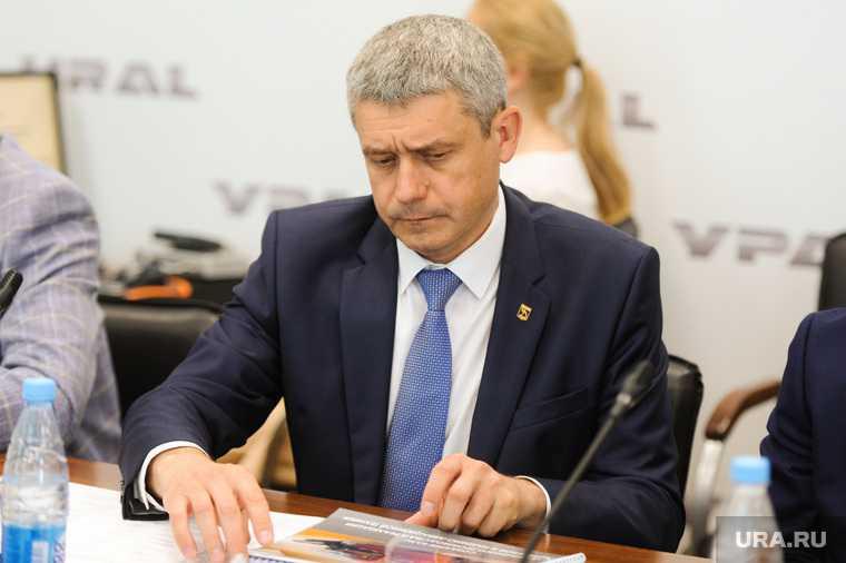 Челябинская область Трехгорный мэр заболел Сычев свой счет больница купил