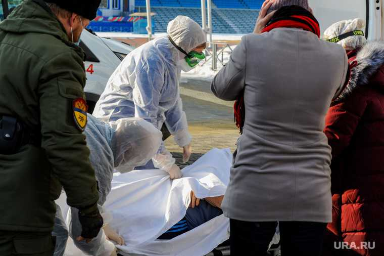 Челябинская область коронавирус 5 6 ноября