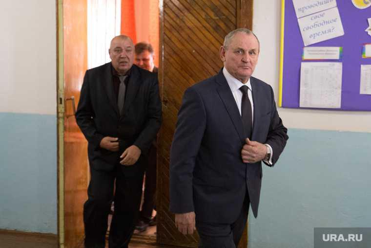 Иннагурация главы Звериноголовского района Михаила Шейгец. С. Звериноголовское