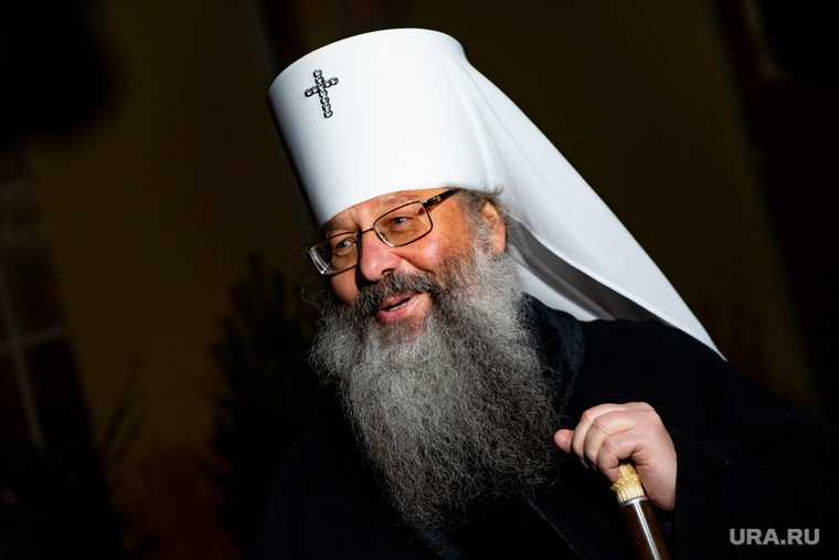 раскол отец Сергий Екатеринбург РПЦ конфликт