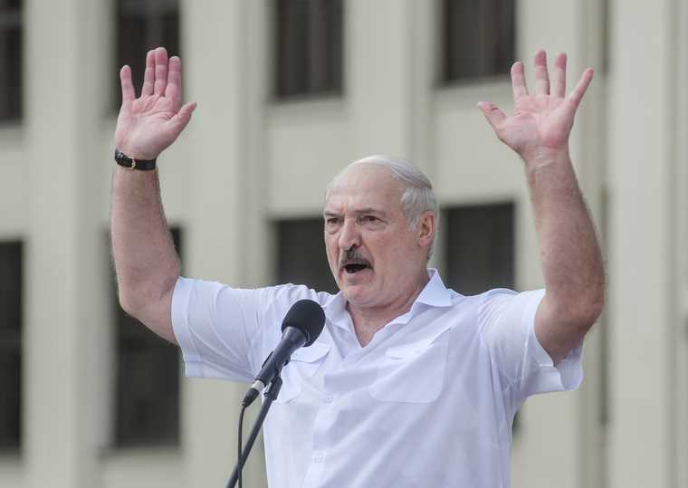 жертвы протестов в белоруссии
