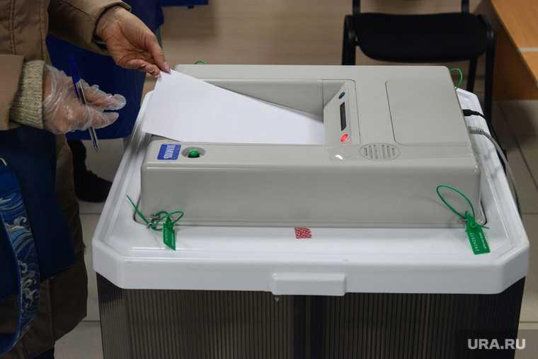 выборы Екатеринбург подсчет голосов устаревшие КОИБ