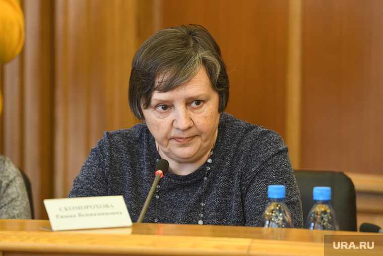 Гордума Екатеринбурга Володин комиссия по здравоохранению