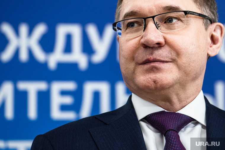 полпред Владимир Якушев