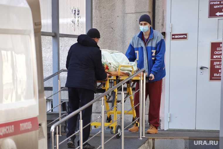 жителю Берерзников потерял сознание после выписки из больницы