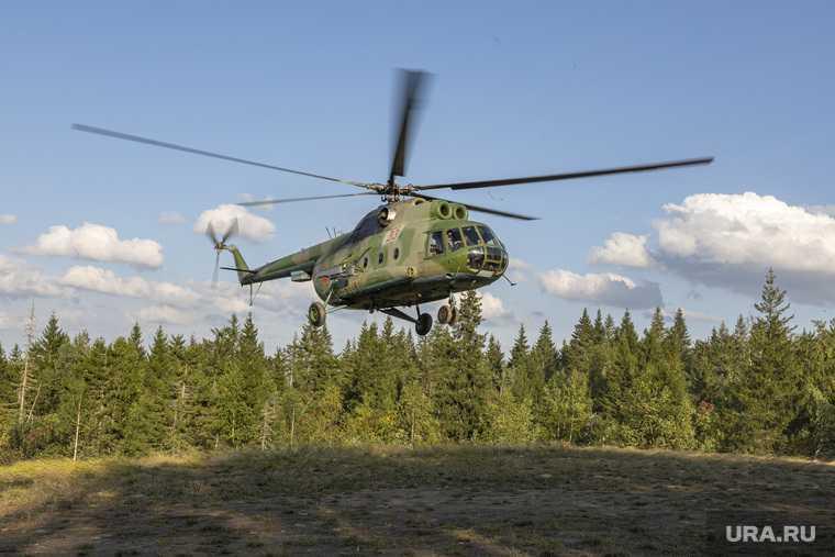 российский вертолет сбили в Армении