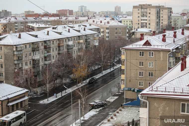 Чистый город Курганская область