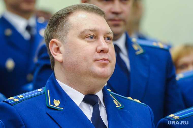 Виталий Лопин отставка