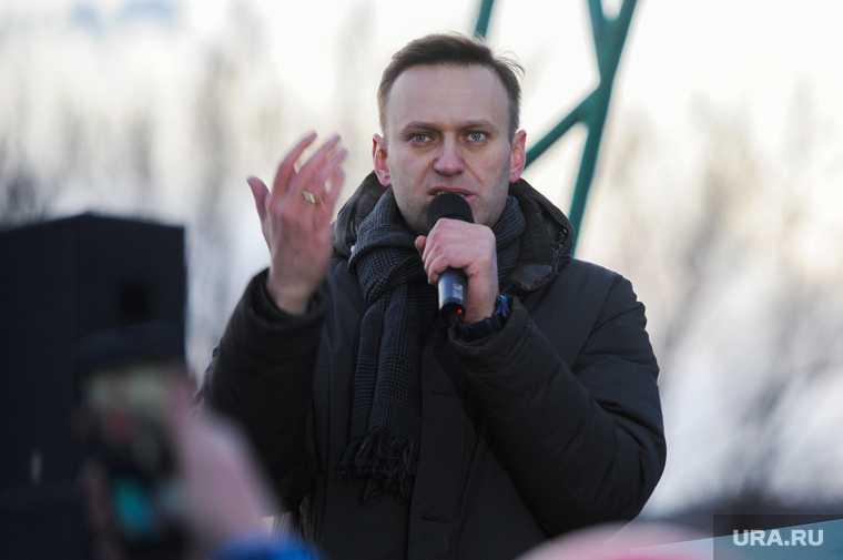 приговор Навальному