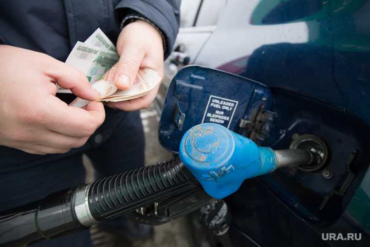 автомобильное топливо ЯНАО рост цен