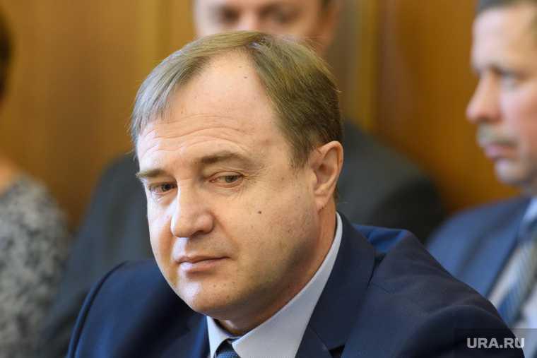 перестановки мэрия Екатеринбург первый заместитель глава Игорь Сутягин