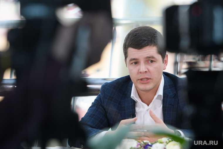 губернатор ЯНАО телеграм канал пиарщиков