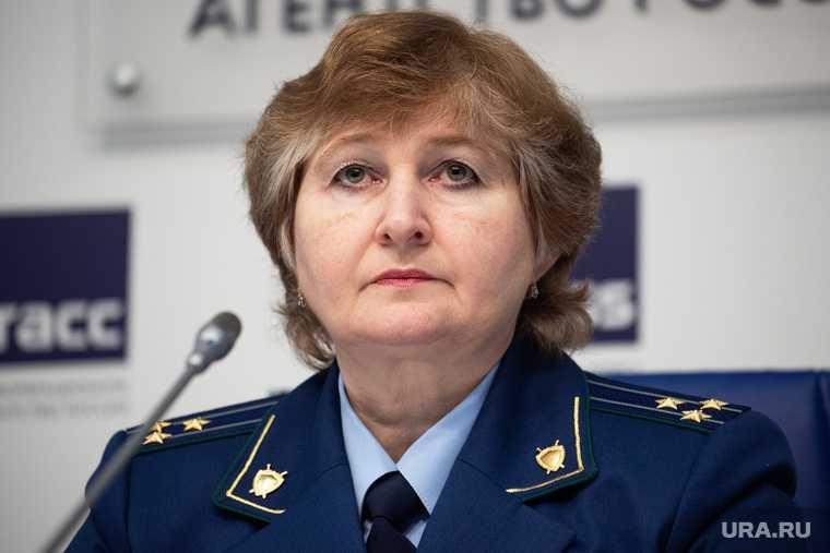 Пресс-конференция, посвященная результатам работы прокуратуры города Екатеринбурга в 2019 году. Екатеринбург