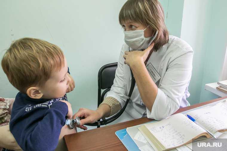 медики отказ лечение больные дети Свердловская область