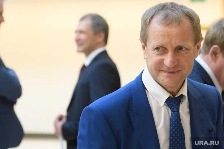 Евгений Зяблицев выборы в заксобрание Свердловская область 2021