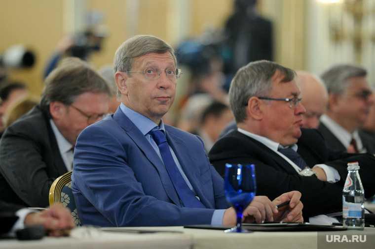 миллиардер Владимир Евтушенков Forbes