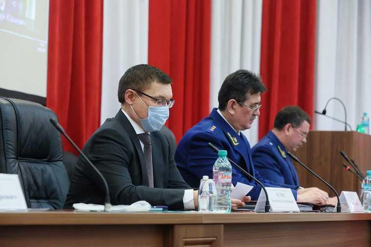 Полпред Якушев изменил главную традицию свердловских силовиков. Фото