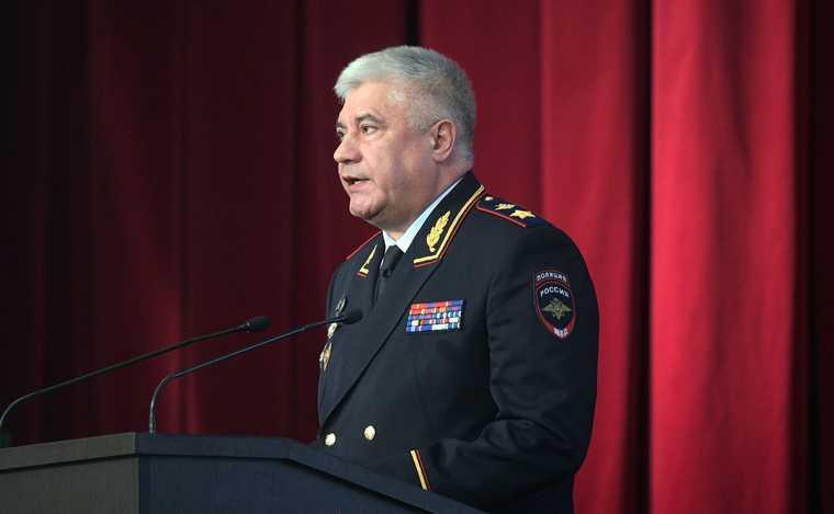 реформа полиция МВД транспортная полиция коллегия Колокольцев Путин