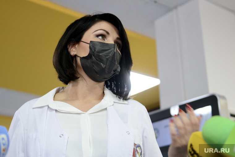 Челябинск больница дети экспресс тест ковид коронавирус новости