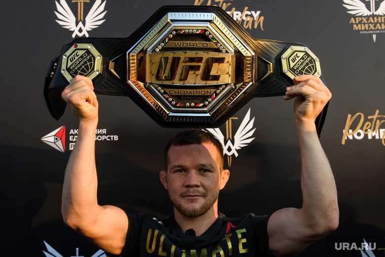 Петр Ян поражение UFC Аладжамейн Стерлинг поединок РМК реванш