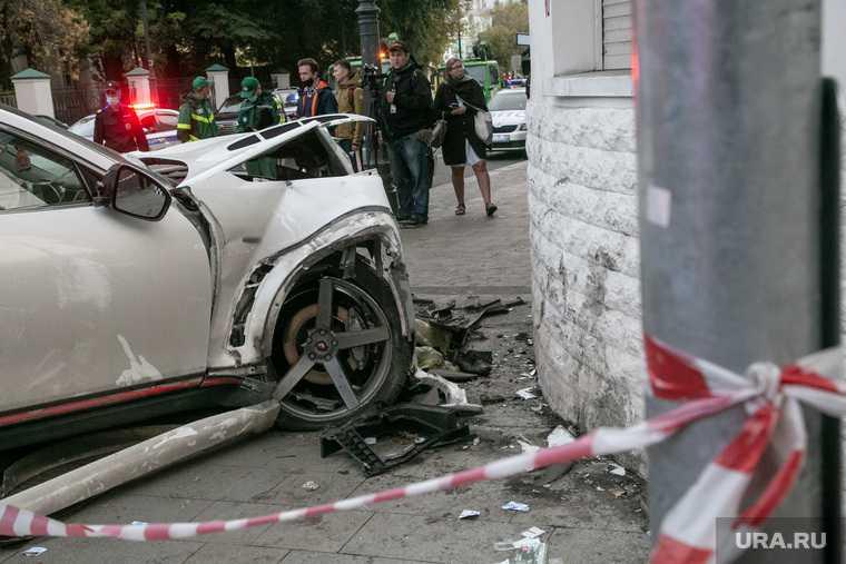 Нижний Новгород авария